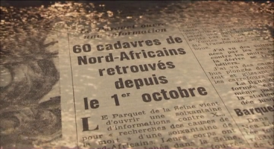 Ici on noie les Algériens – 11