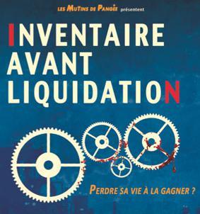 Inventaire avant liquidation
